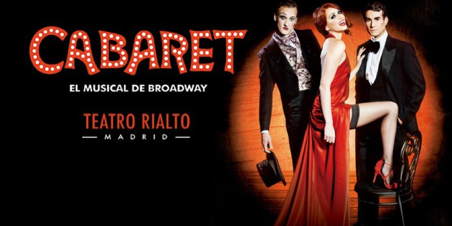 Cabaret El Musical de Broadway en Madrid