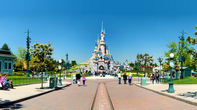 Parque Disneyland@