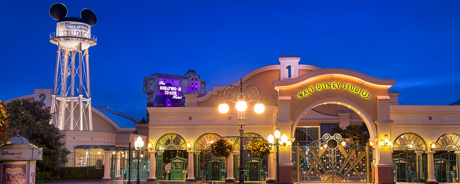 Parque Walt Disney Studios ®
