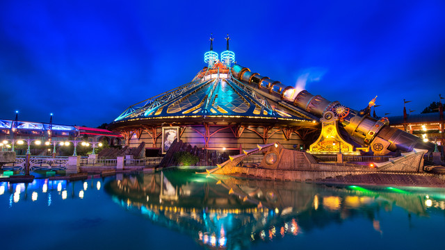 Space Mountain®: Mission 2