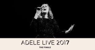 Adele World Tour Finale